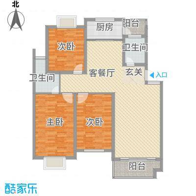 学苑新村学苑新村户型图[5)KB_6B6DOHHPY5]WRF2073室户型3室