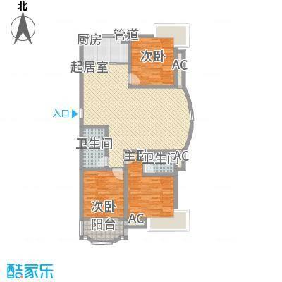和谐东园和谐东园户型图201005141959596139户型10室