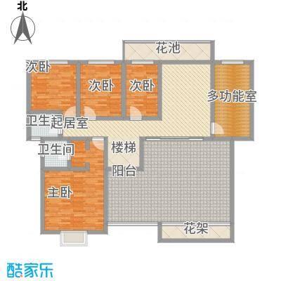 丽阳天下丽阳天下户型图4室2厅1卫1厨户型10室