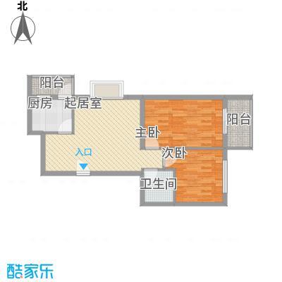 东润花园(北京新干线二期)78.50㎡东润花园(北京新干线二期)户型图16#(东)A户型2室2厅1卫1厨户型2室2厅1卫1厨