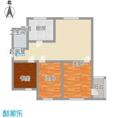 圣会家天下圣会家天下户型图D-E3室2厅1卫1厨户型3室2厅1卫1厨