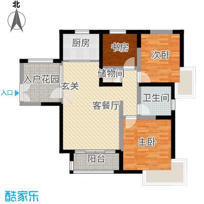 康城项目103.38㎡康城项目户型图1#2#4#楼D户型3室2厅1卫户型3室2厅1卫