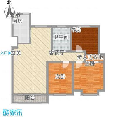 9#楼D户型