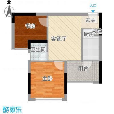 哈尔滨 幸福科技园 户型图