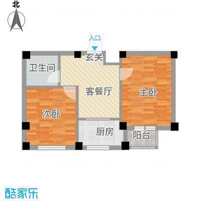高层8、10#楼户型