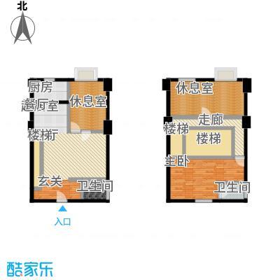 金世纪家园三期72.16㎡金世纪家园三期户型图C户型3室2厅2卫1厨户型3室2厅2卫1厨