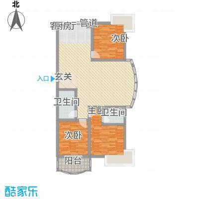 水木阳光水木阳光户型图2010051419595961392室户型2室