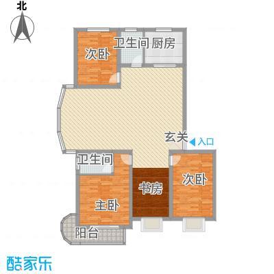 国际丽都城168.19㎡国际丽都城户型图168.19平米户型4室2厅2卫1厨户型4室2厅2卫1厨