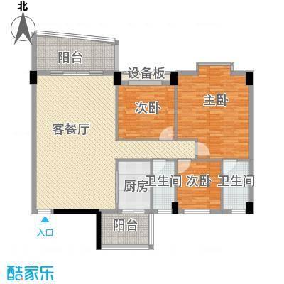 锦绣华庭锦绣华庭户型图31栋04单位3室2厅2卫1厨户型3室2厅2卫1厨