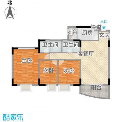 三正世纪新城三正世纪新城0室户型10室