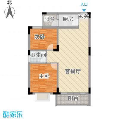 丽的花园94.72㎡丽的花园户型图12座a单元户型图3室2厅2卫户型3室2厅2卫