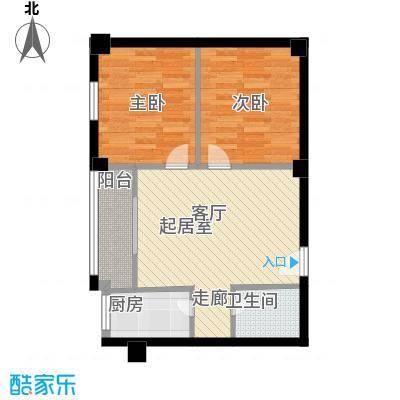 双子星国际广场双子星国际广场户型图600x602室户型2室