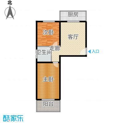 花间小镇78.21㎡花间小镇户型图78.212室1厅1卫户型2室1厅1卫
