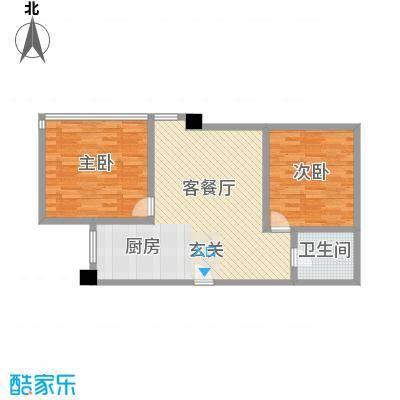 浙江大厦99.63㎡浙江大厦户型图公寓10#户型2室2厅1卫1厨户型2室2厅1卫1厨