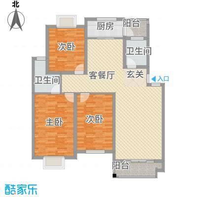 茗园天府茗园天府户型图[5)KB_6B6DOHHPY5]WRF2073室户型3室