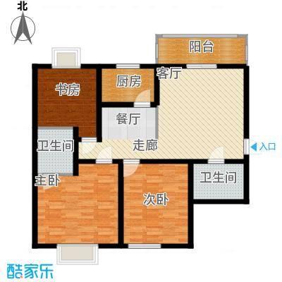欧风丽景119.94㎡欧风丽景户型图户型A13室2厅2卫1厨户型3室2厅2卫1厨