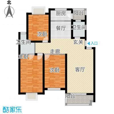 大草小区大草小区户型图[5)KB_6B6DOHHPY5]WRF2073室户型3室