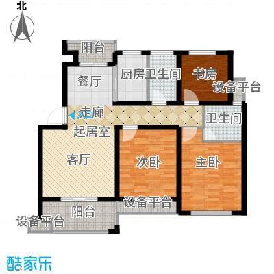 骏和・玲珑湾骏和・玲珑湾户型图三期c1户型3室2厅2卫1厨104.00㎡户型10室