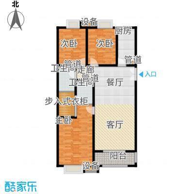 都市广场139.28㎡都市广场户型图1#04户型3室2厅2卫1厨户型3室2厅2卫1厨