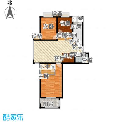 都市广场124.41㎡都市广场户型图1#01户型3室2厅2卫1厨户型3室2厅2卫1厨