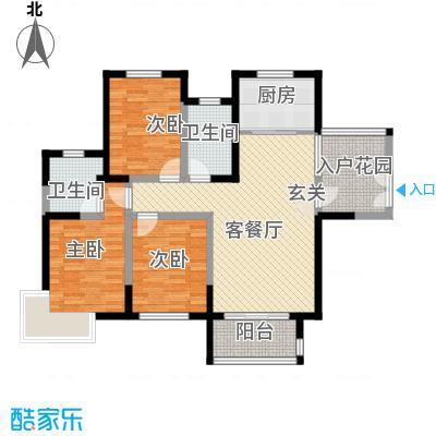 康城项目115.45㎡康城项目户型图1#2#3#4#5#楼A户型3室2厅1卫户型3室2厅1卫