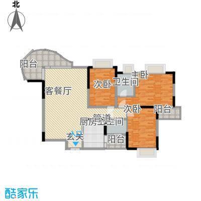 新世纪丽江豪园四期新世纪丽江豪园四期3室2厅户型10室