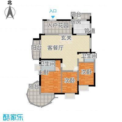 新世纪丽江豪园四期新世纪丽江豪园四期户型10室