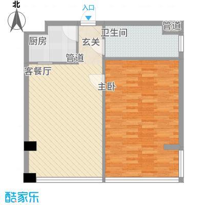 华兴彼得公寓华兴彼得公寓D户型10室