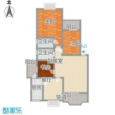 塞纳阳光109.67㎡塞纳阳光户型图3号楼A户型3室2厅2卫1厨户型3室2厅2卫1厨