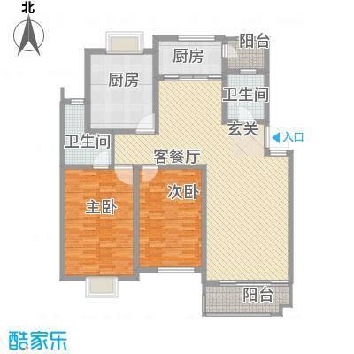 安墩新寓户型图[5)KB_6B6DOHHPY5]WRF207 3室