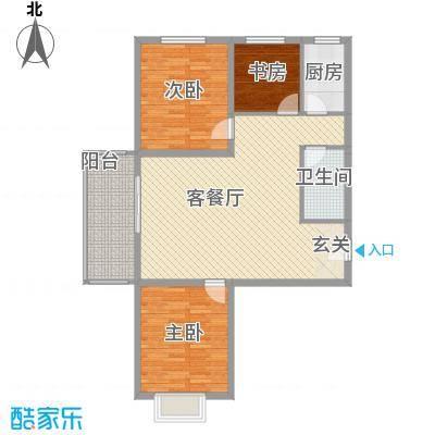 裕峰花园户型图户型图1(售完) 2室1厅1卫1厨