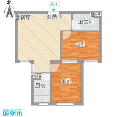 高层9#楼户型