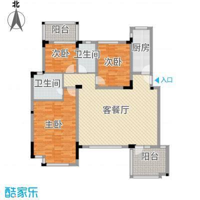 万科城市高尔夫花园别墅万科城市高尔夫花园别墅户型图A2-33室2厅2卫户型3室2厅2卫