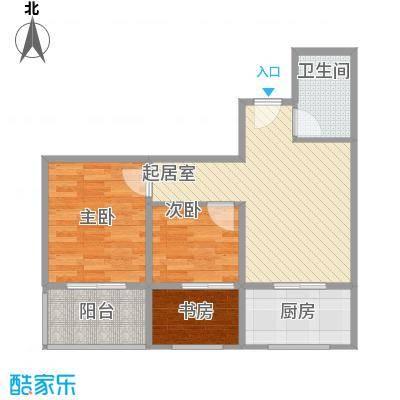巧克力公寓74.58㎡巧克力公寓户型图户型-101室1厅1卫户型1室1厅1卫