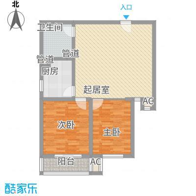 御龙苑项目98.78㎡御龙苑项目户型图3#楼3户型2室1厅1卫1厨户型2室1厅1卫1厨