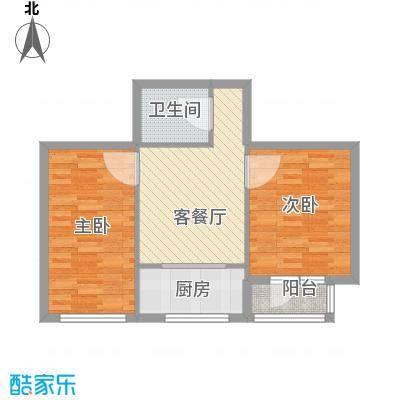 丽水佳园77.42㎡丽水佳园户型图户型图2室2厅1卫1厨户型2室2厅1卫1厨