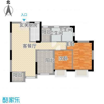 丰泰东海城堡丰泰东海城堡0室户型10室