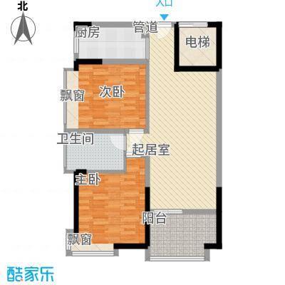 富康豪庭230.00㎡富康豪庭一期6室户型6室