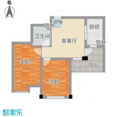 丹田5#楼H4户型10室