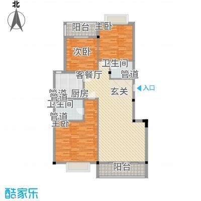 腾龙名苑151.61㎡腾龙名苑户型10室