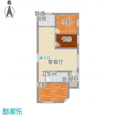 嘉宝华庭115.00㎡嘉宝华庭户型图3室2厅1卫1厨户型10室