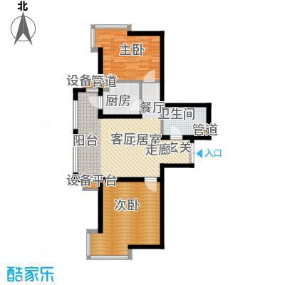4#楼二单元04号户型