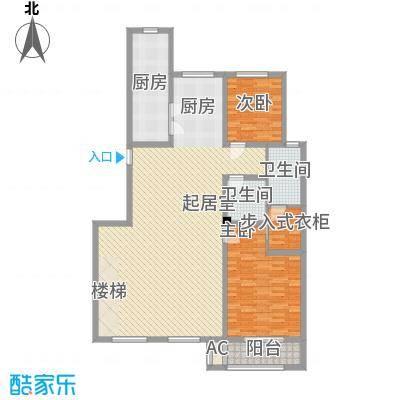 中红一品286.00㎡中红一品户型图I户型-首层5室3厅4卫1厨户型5室3厅4卫1厨