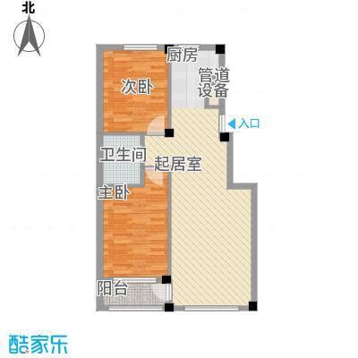 开发区山水家园开发区山水家园2室户型2室