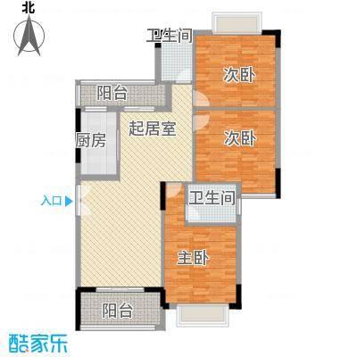 金椅豪园别墅金椅豪园别墅户型图金椅豪园3室2厅2卫1厨户型3室2厅2卫1厨