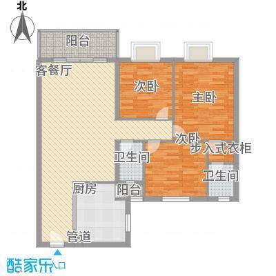 翠怡居住宅翠怡居住宅户型图翠怡居3室2厅3室2厅2卫1厨户型3室2厅2卫1厨