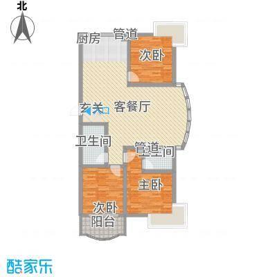 玉带河新村户型图201005141959596139