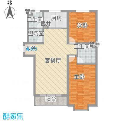 丽景苑太原丽景苑户型10室