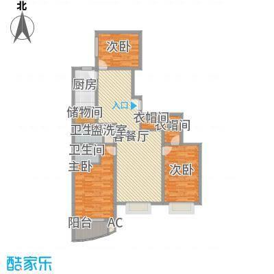 欣中爱丁堡项目134.20㎡欣中爱丁堡项目户型图J户型3室2厅2卫1厨户型3室2厅2卫1厨
