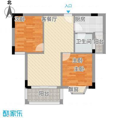 金碧阁20100724084328户型2室